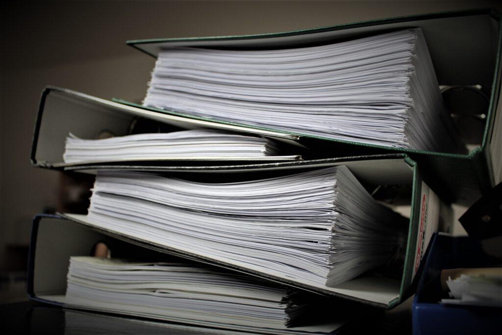 Dokumenty kontrolowane przez ZUS